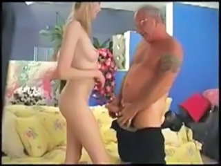 Handjob Old and Young Pigtail Handjob Teen Old And Young Pigtail Teen