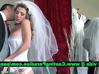 Bride Uniform Lingerie Bus + Teen Teen Busty