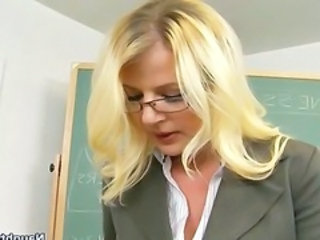 Teacher Blonde School Milf Ass School Teacher Teacher Student