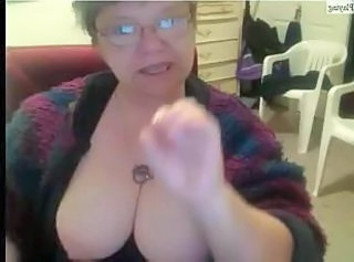 Mature Granny Webcam29