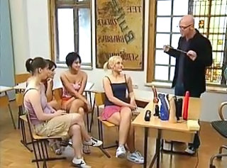Vintage Dildo School Dildo Teen School Teacher School Teen