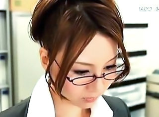 Glasses Asian Japanese Upskirt