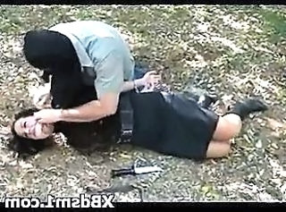 Forced MILF Outdoor Domination Forced Kinky
