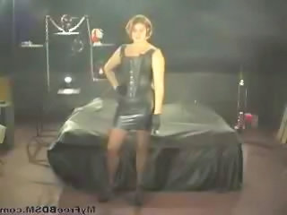 Fetish Smoking Bdsm Domination Leather