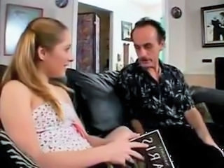 Gorgeous Babysitter Molested by old man when Wife is ...