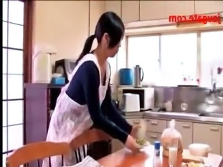 Kitchen Wife Asian Japanese Wife Wife Japanese