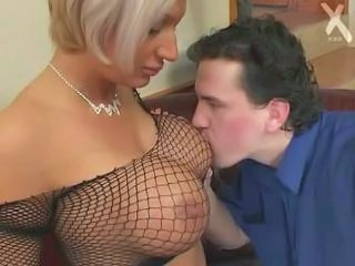 Fishnet Big Tits Mature Big Tits Big Tits Mature Fishnet