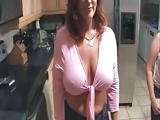 Mature Kitchen Big Tits Big Tits Mature Big Tits Milf Jerk