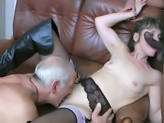 Granny French French Mature