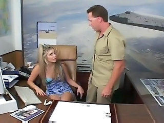 Babe Office Secretary Office Babe