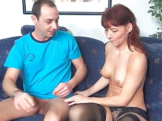Mom Old And Young Stockings Bbw Mom German Mature German Mom