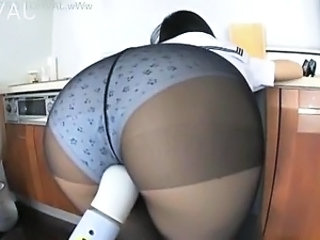 Pantyhose Ass Asian Panty Asian Pantyhose Toy Asian