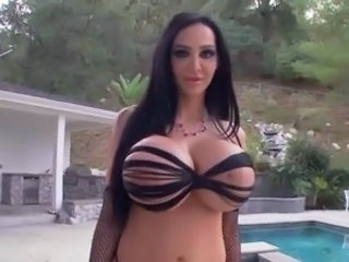 Silicone Tits Pool Outdoor Pornstar Big Tits Big Tits Outdoor