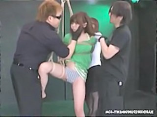 Forced Bondage Japanese  Asian Teen Forced