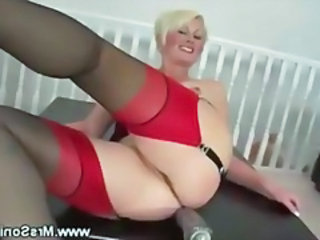 Machine Ass  Mature Ass Mature Stockings Milf Ass