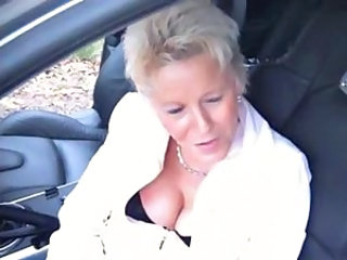 Car Mature German Mature