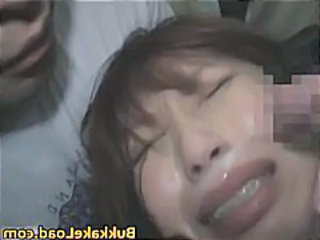 Cute Asian babe attacked on a bus ride part6
