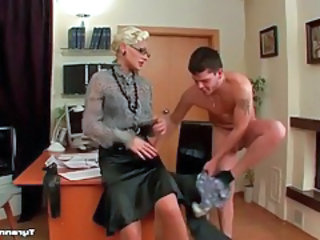 Office  Femdom Milf Ass Milf Office Mistress