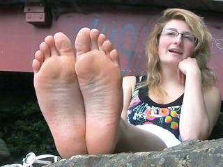 Feet Fetish French French