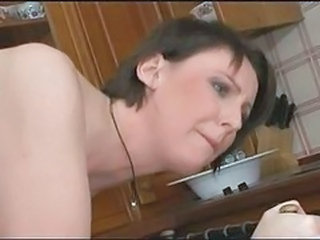 British Kitchen Doggystyle British Fuck British Mature British Milf