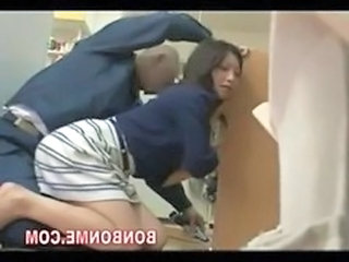 Office Doggystyle Asian Japanese Nurse Nurse Asian Nurse Japanese