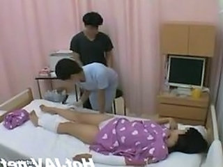 Massage HiddenCam Asian Japanese Massage Japanese Nurse Massage Asian