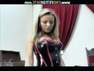 Teen Latex Cute Cute Teen Teen Cute