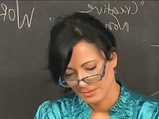 School Mature Teacher Glasses Mature Mature Ass School Teacher