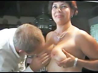 chubby mature shows