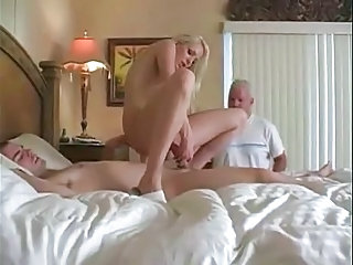 Cuckold Wife Riding