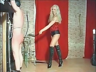 Femdom Slave Whip Mistress Mature Big Cock Caught Mom