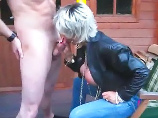 piss busty albino lady amp pee and lick a dick