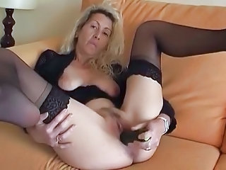 Toy Stockings Masturbating Masturbating Mature Masturbating Toy Mature Masturbating
