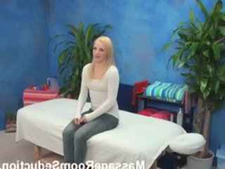 Teen Massage Cute Blonde Teen Cute Ass Cute Blonde