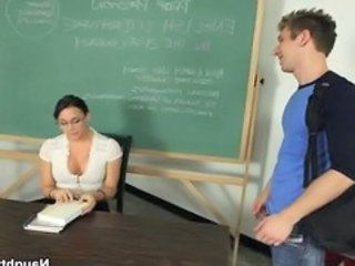 "CHanel Preston Is A Hard and Horny Teacher Who Fucks Big..."" target=""_blank"