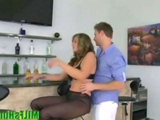 "Banging a Hot Ass Blonde MILF"" target=""_blank"