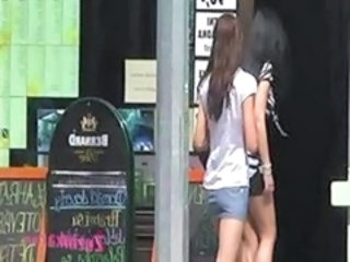 "Exhibitionist teenager in a Public pub"" target=""_blank"