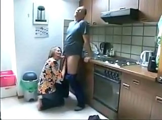 Mother And Daughter Pay Plumber