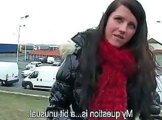 Public Amateur European Amateur Teen Czech Outdoor