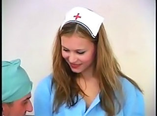 Nurse and Doctor Hospital Fun Climax Vids