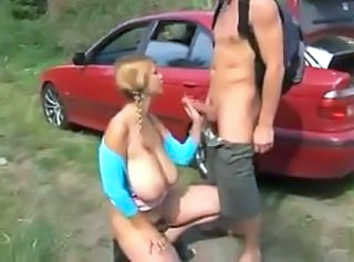Teen Big Tits Big Tits Handjob Big Tits Teen Car Teen