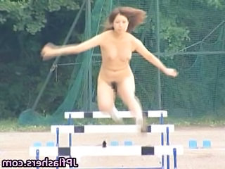 Totally free jav of Asian amateur inside unclothed track