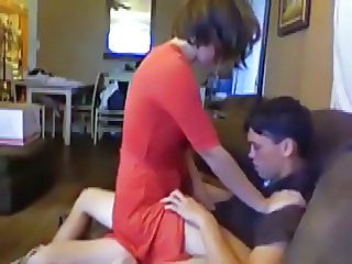 Riding Russian Homemade Homemade Teen Mom Son Mom Teen