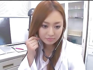 Doctor Cute MILF