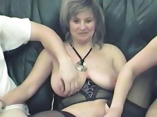 Mature French Swinger Wife 5