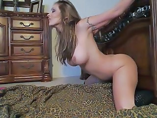 Tattoo Doggystyle MILF Dildo Milf