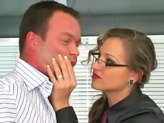 Lezdom fetish whore blowjob