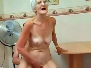 Videos from: xhamster | Insatiable Granny Just Loves Cock !