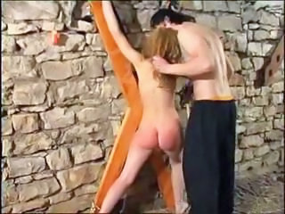 Bondage Slave Spanking Tied Whip Slave Spanking Sleeping Mom Vintage German Caught Mom