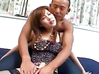 Sakurako Hot Chinese Threesome